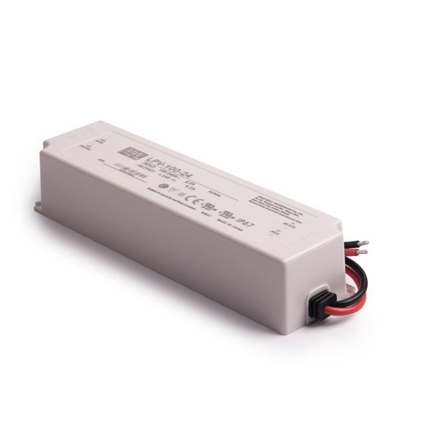 Mean Well LED driver - 24Vdc/230V - IP67 - 100W