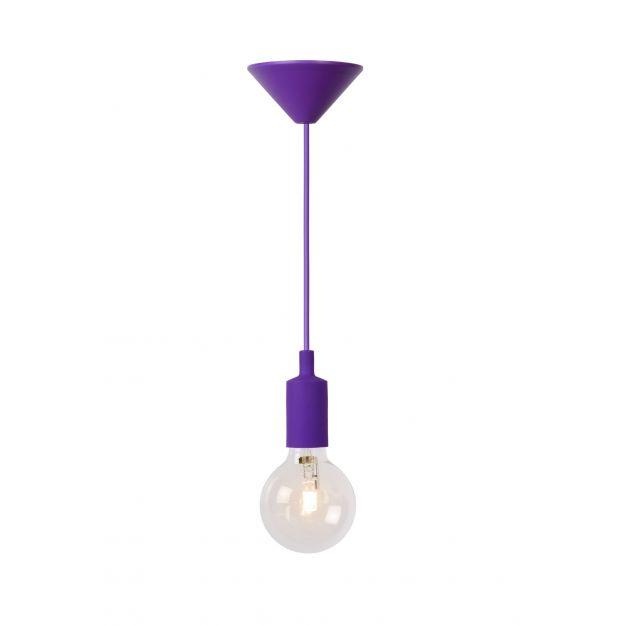 Fix hanglamp - purper