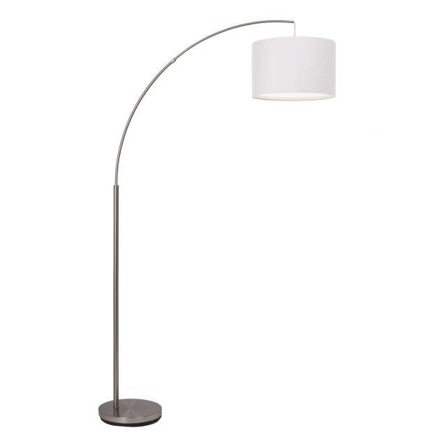 Clarie vloerlamp - wit