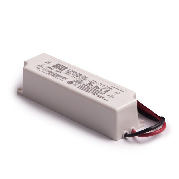 Mean Well LED driver - 24Vdc/230V - IP67 - 20W
