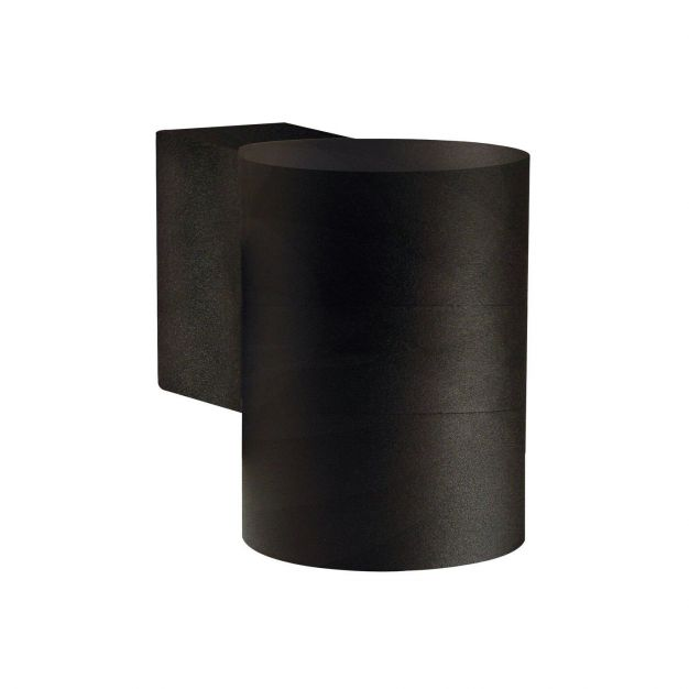 Nordlux Tin Maxi Down - buiten wandverlichting - 7,6 x 10,5 x 12,5 cm - IP54 - zwart