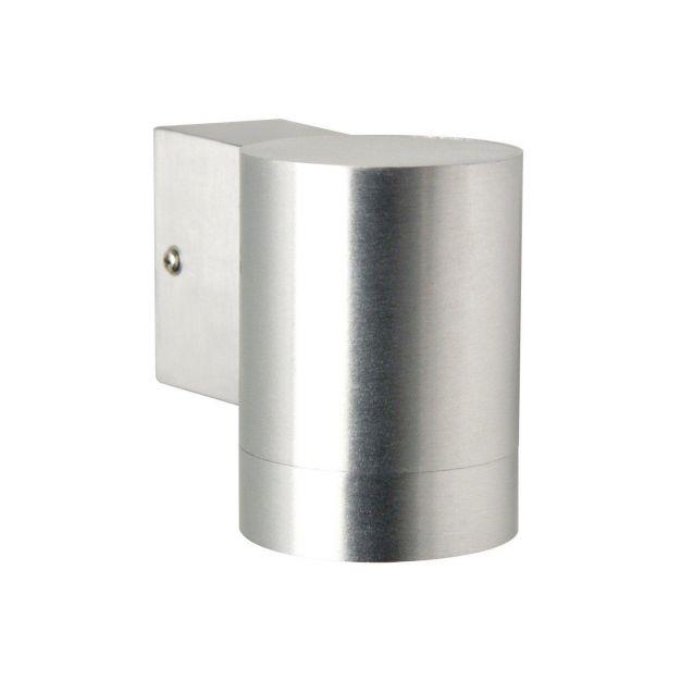 Nordlux Tin Maxi Down - buiten wandverlichting - 7,6 x 10,5 x 12,5 cm - IP54 - aluminium