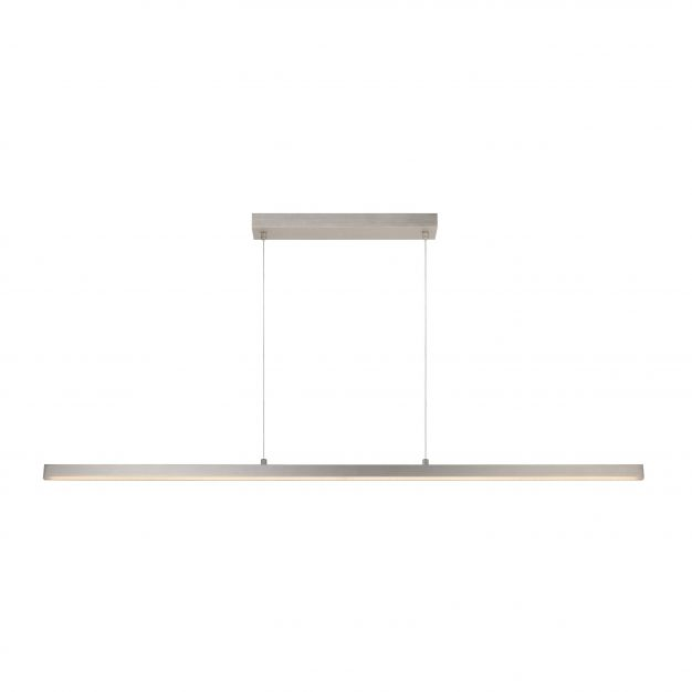 Lucide Sigma - hanglamp - 147 x 150 cm - 33W dimbare LED incl. - mat chroom