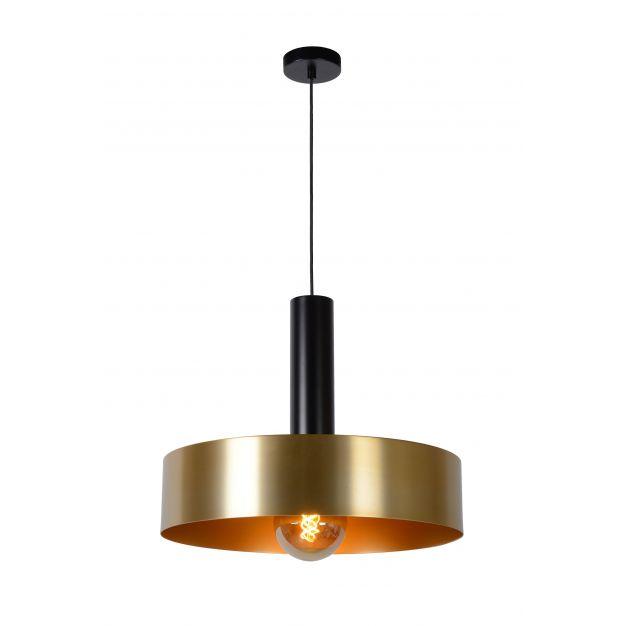 Lucide Giada - hanglamp - Ø 50 x 171 cm - mat goud