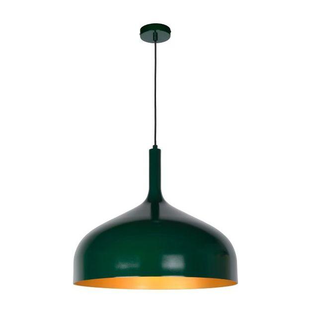 Lucide Rozalla - hanglamp - Ø 50 x 172 cm - groen