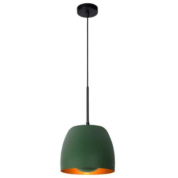 Lucide Nolan - hanglamp - Ø24 x 166,2 cm - groen