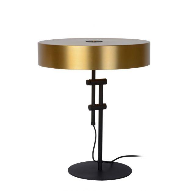 Lucide Giada - tafellamp - Ø 40 x 53 cm - goud