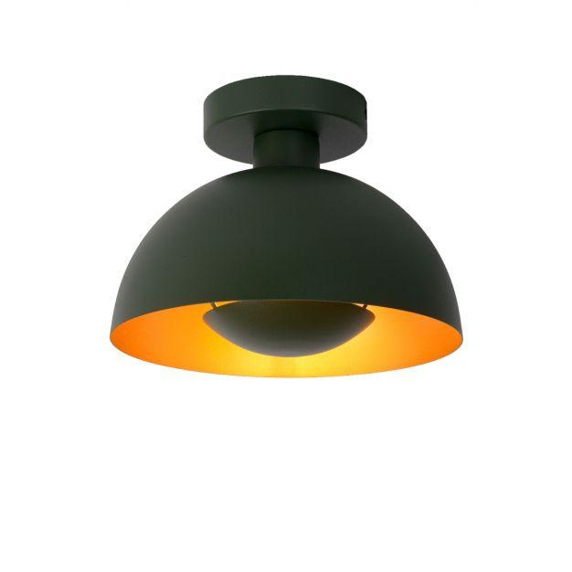 Lucide Siemon - plafondverlichting - Ø25 x 19 cm - groen