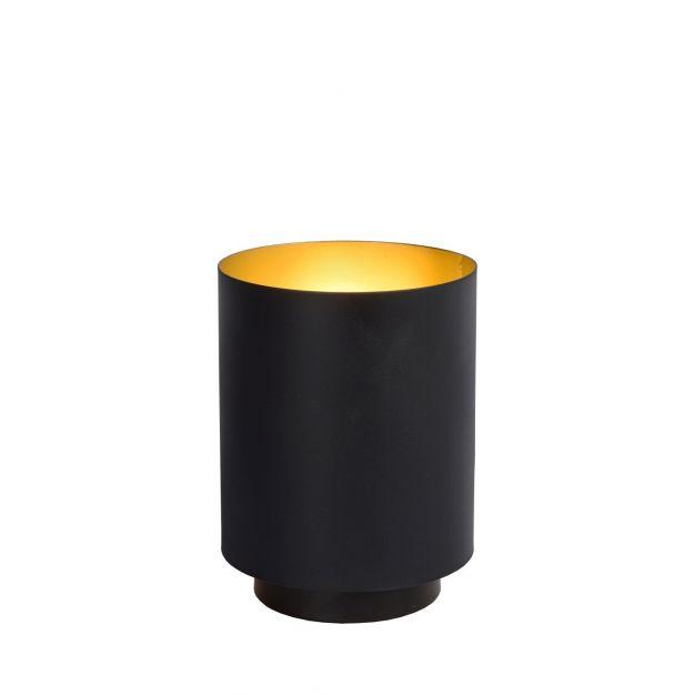 Lucide Suzy - tafellamp - Ø 12 x 16 cm - zwart