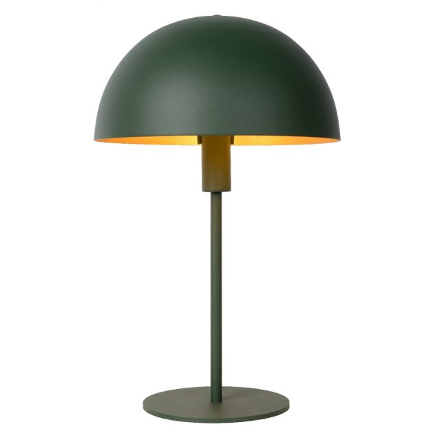 Lucide Siemon - tafellamp - Ø25 x 40 cm - groen