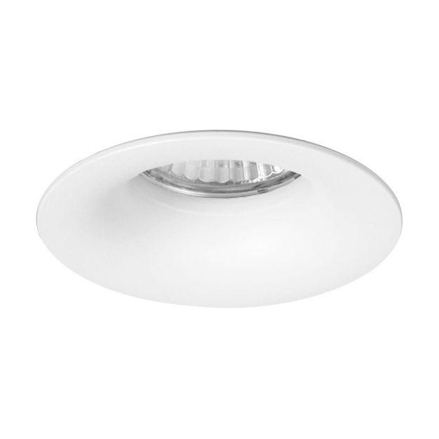 Nova Luce Ottavia - inbouwspot - Ø 82 mm, Ø 75 mm inbouwmaat - wit