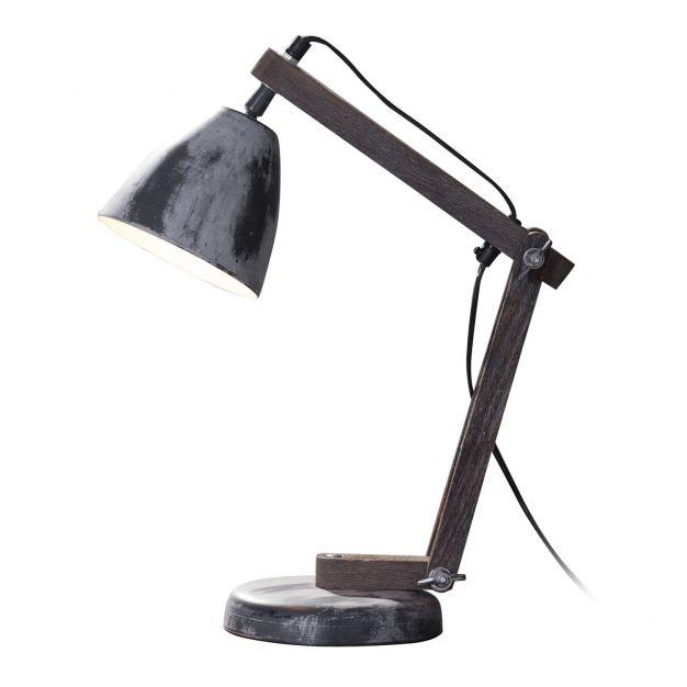 Vico Desk - tafellamp - 42 cm - betonlook (laatste stuk!)