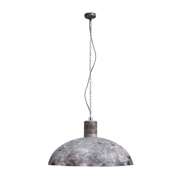 Vico Coppered - hanglamp - 80 x 150 cm - verweerd koper