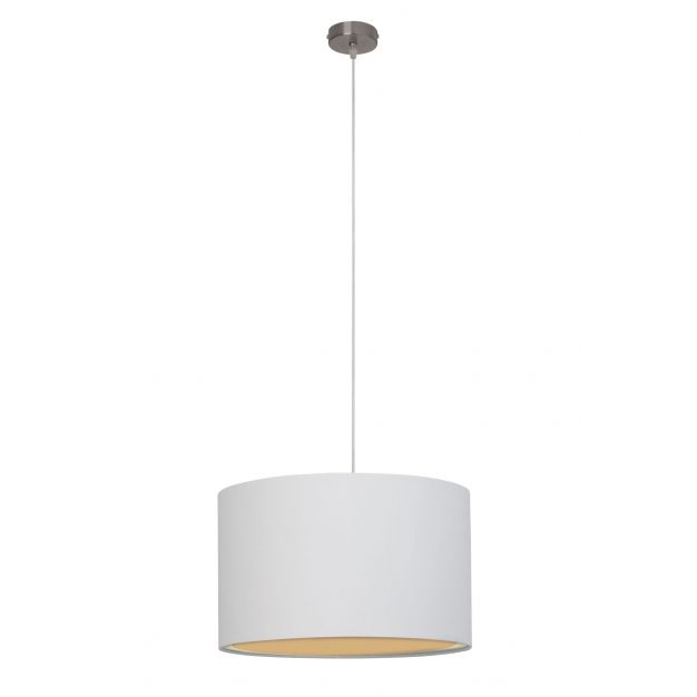 Clarie hanglamp - wit