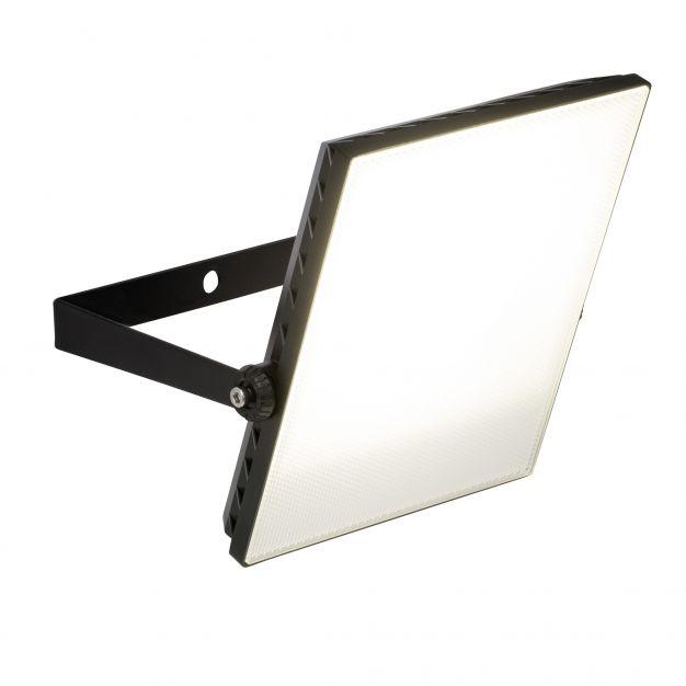 Brilliant Dryden - verstraler - 23 x 30 x 17 cm - 50W LED incl. - IP65 - zwart