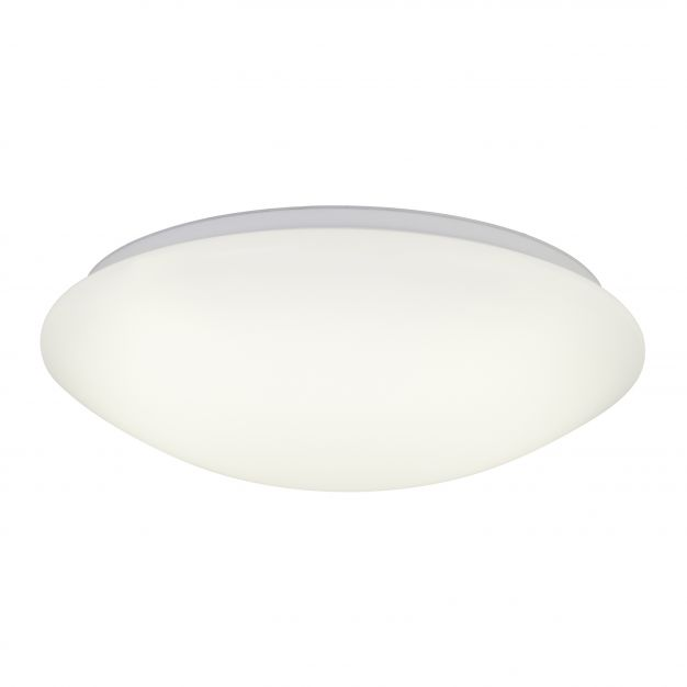 Brilliant Farin - wand / plafondverlichting met afstandsbediening - 39 x 11 cm - dimbare 24W LED incl. - IP44 - wit