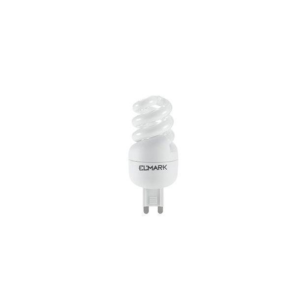 Spaarlamp - G9 - 7W - warm wit