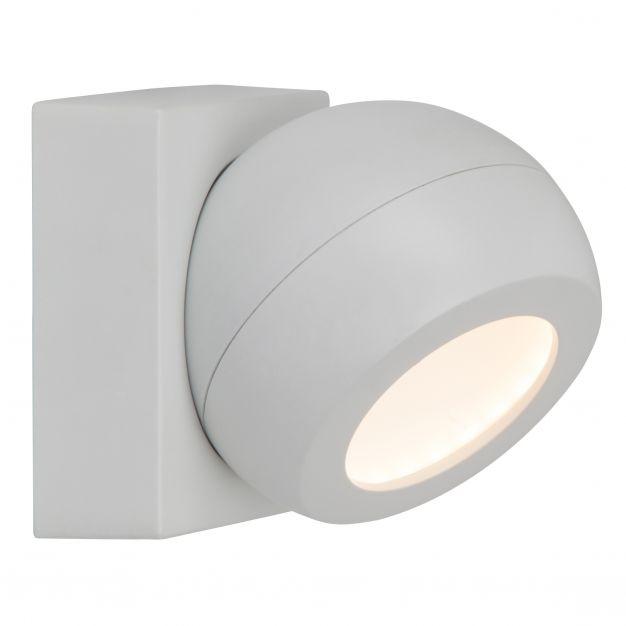 AEG Balleo - wand/plafondlamp - 10 x 12 x 10 cm - 5W easydim LED incl. - wit