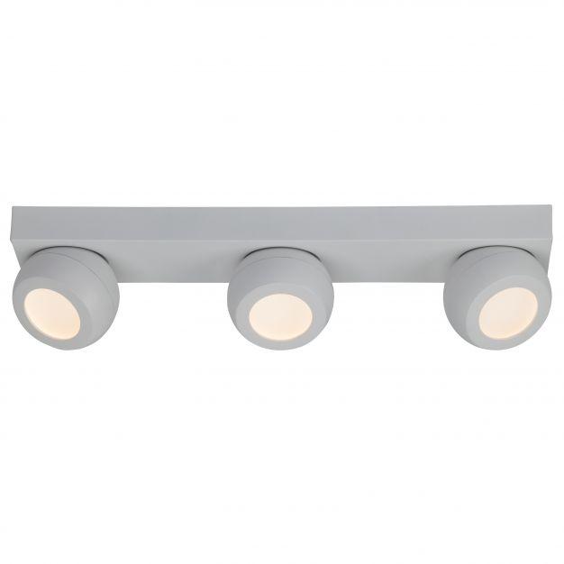 AEG Balleo - wand/plafondlamp - 50 x 10 x 12,5 cm - 3 x 5W easydim LED incl. - wit