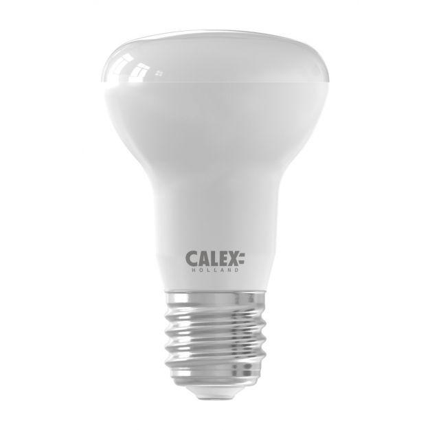 Calex LED lamp - Ø 6,3 x 10 cm - E27 - 5W - dimbaar - 2700K - wit
