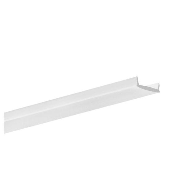 KLUS Liger - matte flexibele afdekkap - 200 cm lengte
