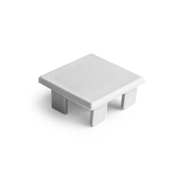 KLUS Lipod - eindkapje - grijs