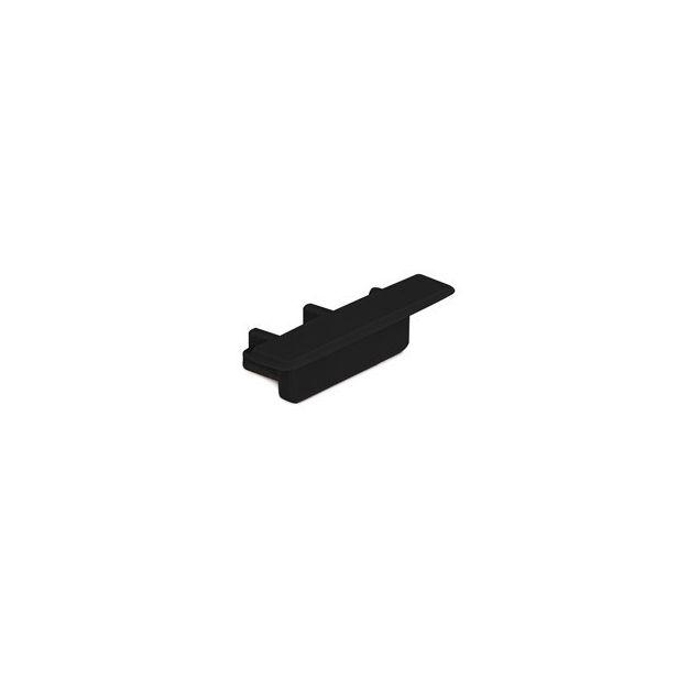 KLUS Micro-NK- eindkapje - zwart