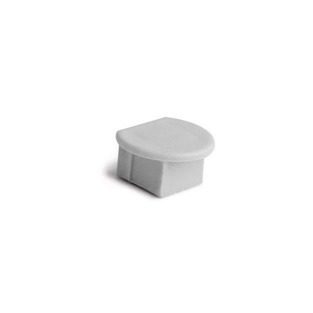 KLUS PDS-O - eindkapje - grijs