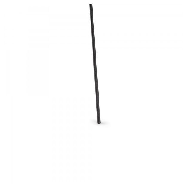 KLUS FI-3 - aluminum staaf - Ø 0,3 x 200 cm - zwart