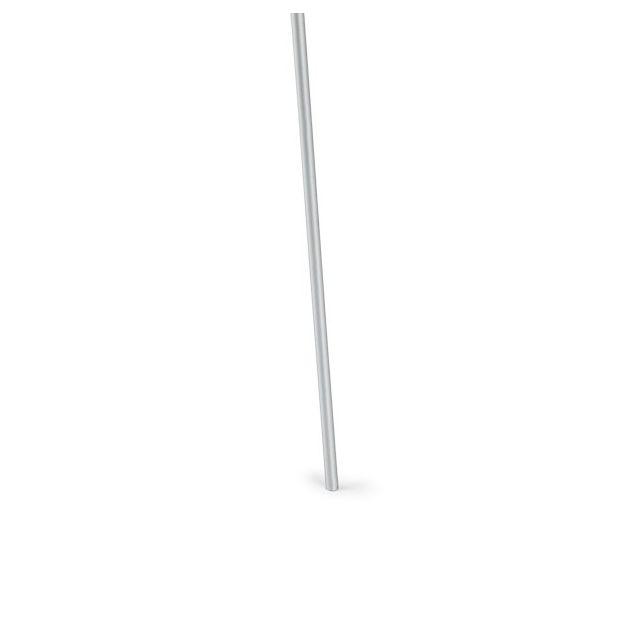 KLUS FI-3 - aluminum staaf - Ø 0,3 x 100 cm - zilver