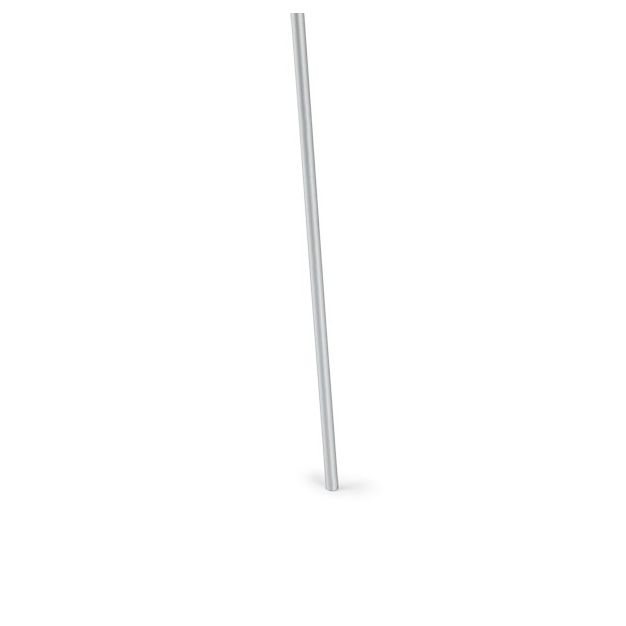 KLUS FI-3 - aluminum staaf - Ø 0,3 x 200 cm - zilver