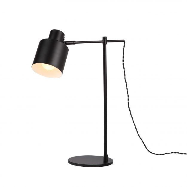 Maxlight Black - bureaulamp - 55 cm - zwart
