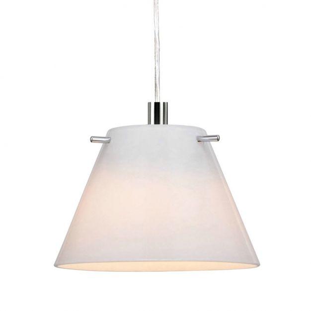 Nordlux Trinity - hanglamp - Ø 15 x 12 cm - wit (laatste exemplaar)