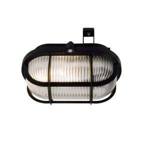Nordlux Skot - buiten wandverlichting - 18 x 10 x 11 cm - IP44 - zwart