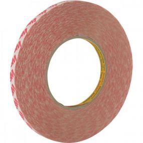 3M dubbelzijdige tape - 0,9 x 100 cm - transparant