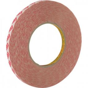 3M dubbelzijdige tape - 0,9 x 300 cm - transparant