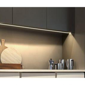 Nordlux Nimba - LED strip - 1cm breed, 500cm lengte - 12Vdc - 30W LED - IP65 - warm wit