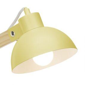 Brilliant Moda - tafellamp - 41,5 -  geel