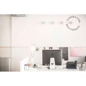 Zangra Pure Porcelain - buiten wandverlichting - ⌀ 8 x 10 cm - IP54 - wit