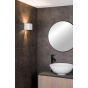 Lucide Axi - wandverlichting met 2 regelbare lichtbundels - 10 x 10 x 10 cm - 6W LED incl. - wit
